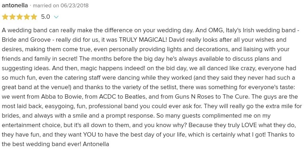Antonella review